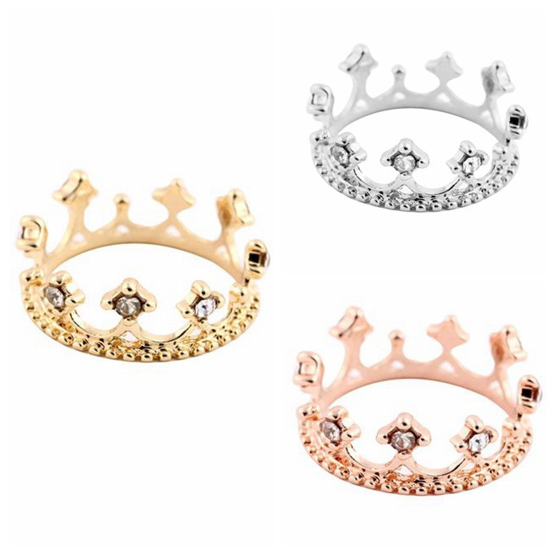 Unique Tiara Shaped Ring - Order Today!