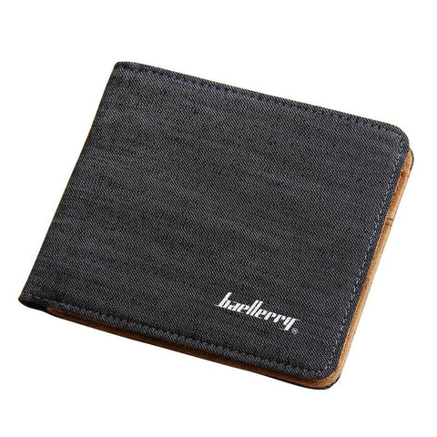Casual Soft Linen Design Wallet - Order Today!
