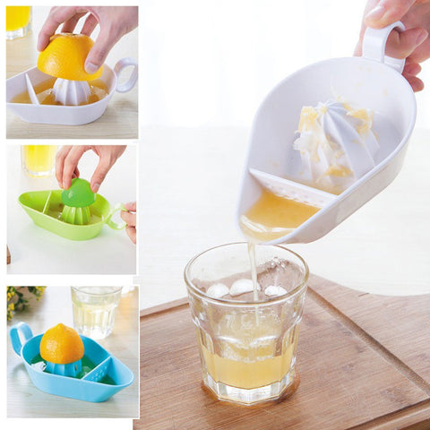 Manual Fruit Juicer - Order Today!
