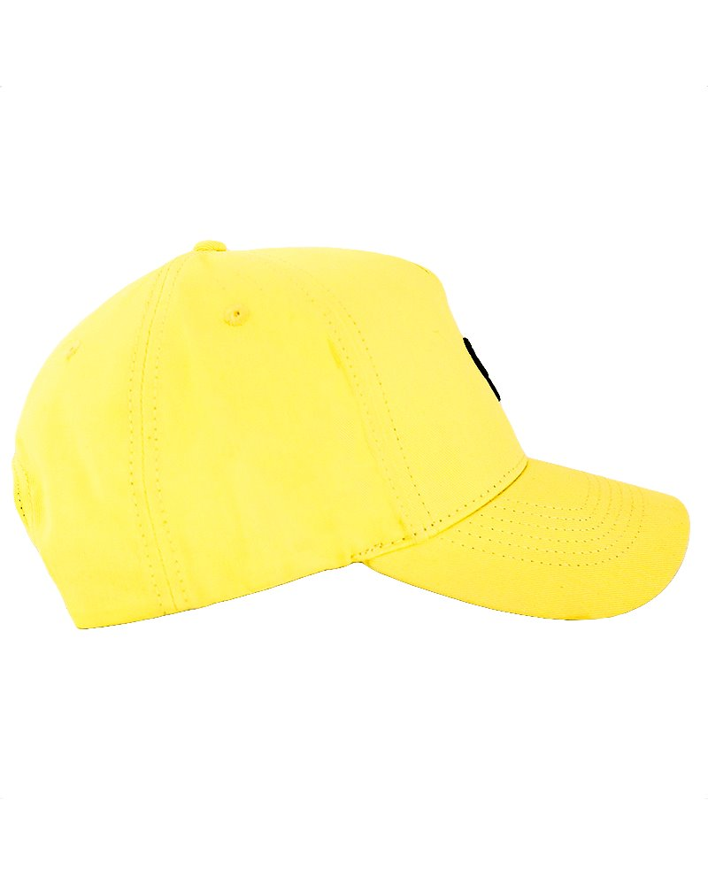 A-Frame Cap Yellow Caps Tucann