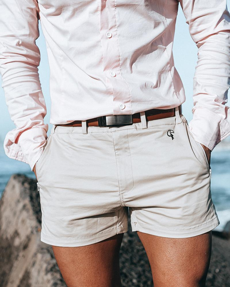 Lux Short Tan Shorts / Board shorts Tucann
