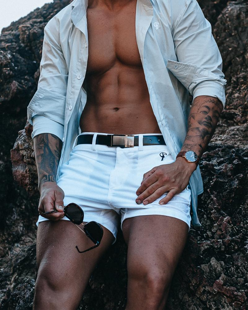 Lux Short White Shorts / Board shorts Tucann