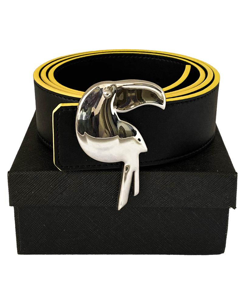 Signature Belt - Chrome Belt Tucann