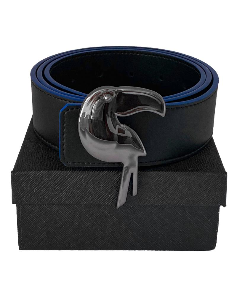 Signature Belt - Gunmetal Belt Tucann