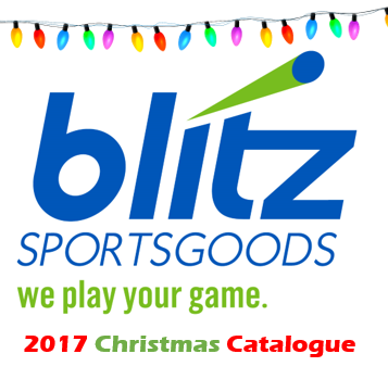 Blitz Sports 2017 Christmas Catalogue