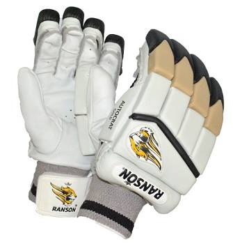 Ranson Autocrat Gold Batting Gloves