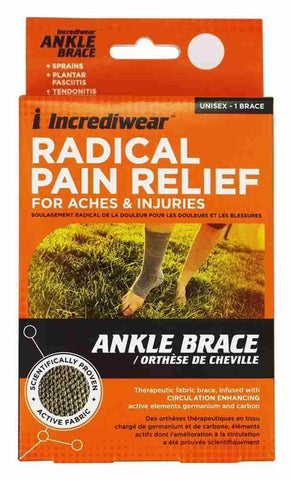Incrediwear Ankle Brace (Incredibrace) | Blitzsports.com.au