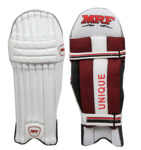 MRF Unique Men's Batting Leg Guards | blitzsports.com.au