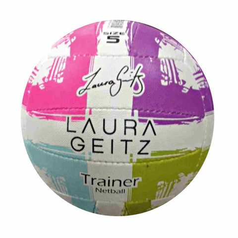 Reliance Laura Geitz Trainer Netball