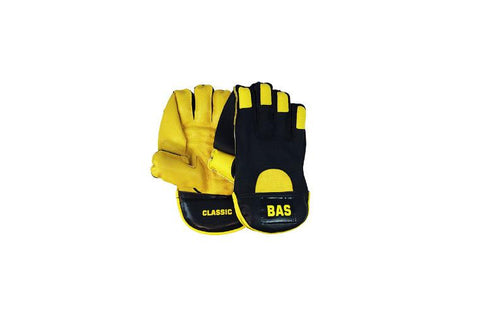 BAS Classic Wicket Keeping Gloves | blitzsports.com.au