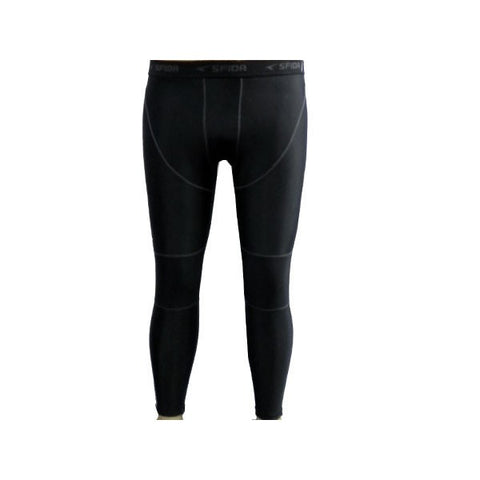 SFIDA Men's Compression Pants - Black | Blitzsports.com.au