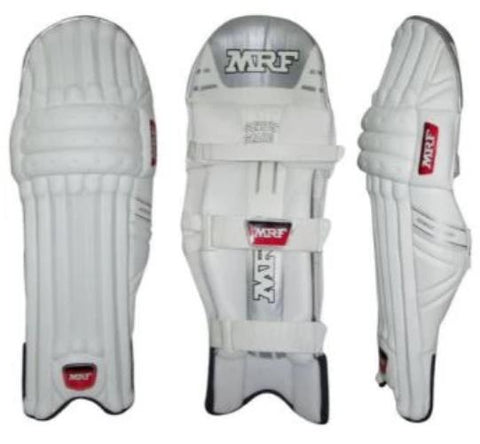 MRF Genius Grand Junior Cricket Batting Pads | blitzsports.com.au
