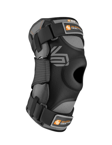 Shock Doctor Ultra Knee Support with Bilateral Hinges | blitzsports.com.au