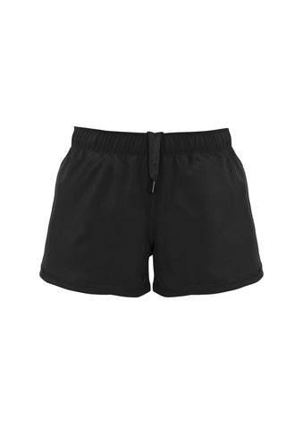 Biz Collection Ladies Tactic Shorts | blitzsports.com.au
