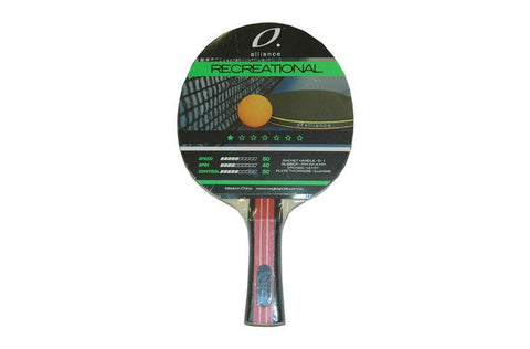Alliance Typhoon 1-Star Table Tennis Bat | blitzsports.com.au