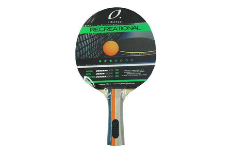 Alliance Typhoon 3-Star Table Tennis Bat | blitzsports.com.au