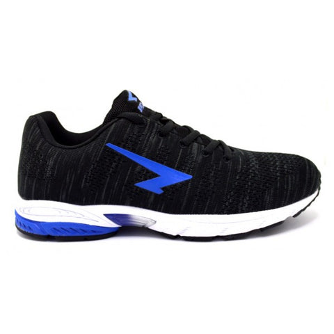 SFIDA Transfuse Black/Royal Men's Sports Shoes | blitzsports.com.au