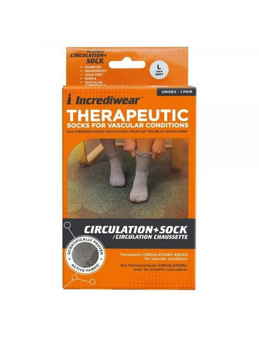 Incrediwear Diabetic Circulation Sock | Blitzsports.com.au
