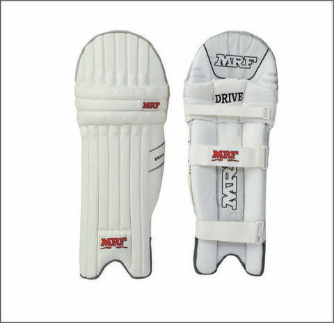 MRF Drive Men's Batting Leg Guards 2019/2020 | blitzsports.com.au