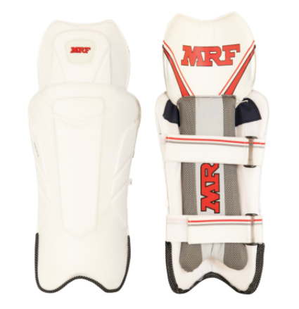 MRF Genius Wicket Keeping Pads 2018/19 | blitzsports.com.au