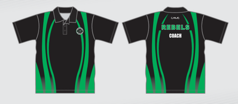 Palmyra Rebels Coaches Polo | blitzsports.com.au