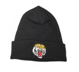 Embroidered Acrylic Beanie (Rolled-up Style) | Blitzsports.com.au