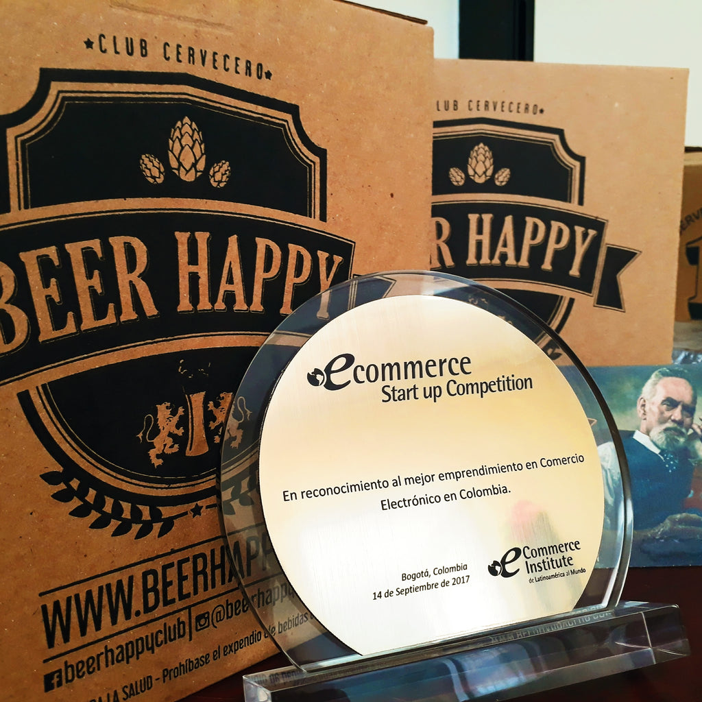 Beer Happy Club, el gran ganador de la noche en el eCommerce Day