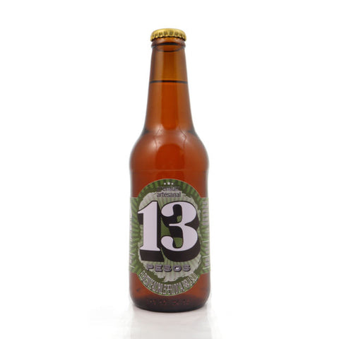 13 PESOS IPA - 330 ML - 6°