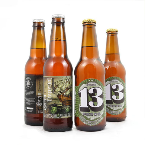 13 PESOS IPA - GRAN IMPERIAL DOBLE IPA BEER EXPERIENCE LAB