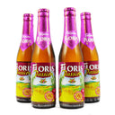 4 PACK - Importadas cervezas - beer happy - belgica -  FLORIS PASSION - 330 ML - 3,6°