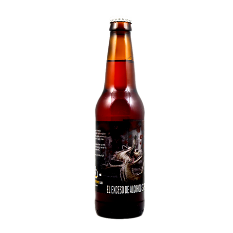 BEER EXPIRIENCE LAB ROJANTE - 356ML - 6°