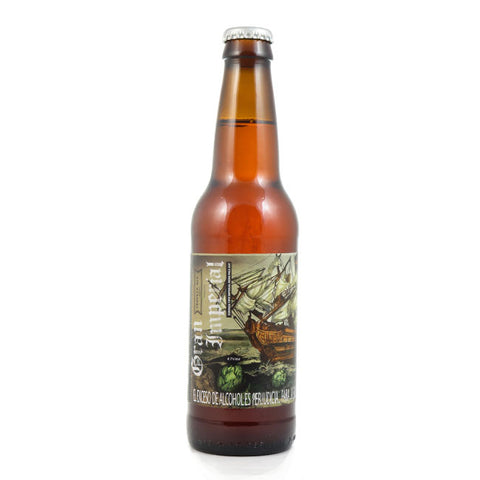 GRAN IMPERIAL DOBLE IPA - 355 ML - 8,7°