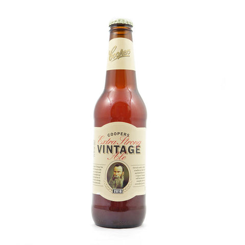 COOPERS VINTAGE EXTRA STRONG ALE - 355 ML - 7,5°