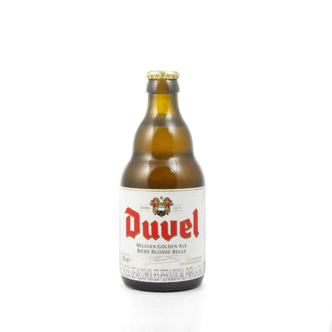 4 PACK - DUVEL - 330 ML - 8.5°