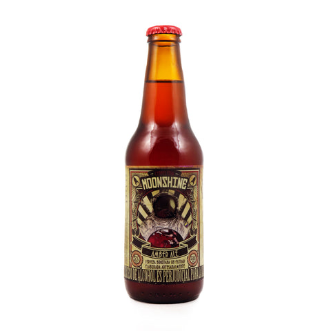 MOONSHINE - AMBER ALE - 330 ML - 5°