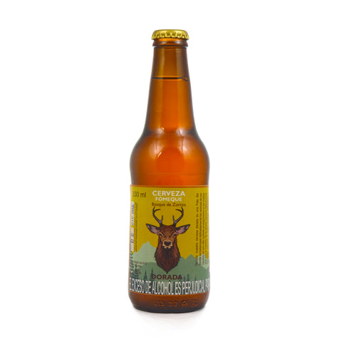 FÓMEQUE - DORADA - 330ML - 5,5°