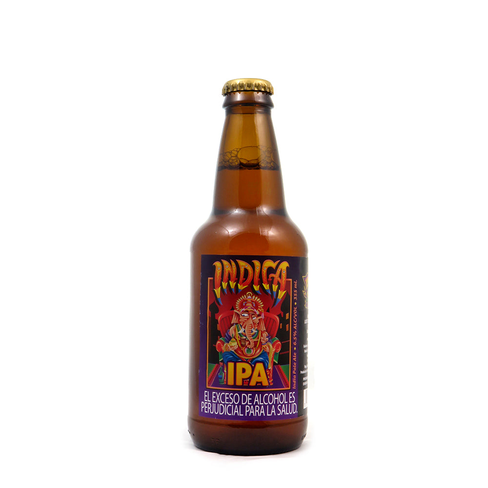 LOST COAST - INDICA - IPA - 330 ML importadas beer happy club USA