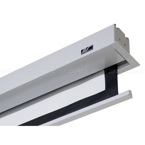 Elite Screens Evanesce MaxWhite® FG - Electric - Recessed/In-Ceiling