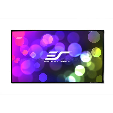 Elite Screens Aeon Series CineWhite® - Edge Free Projector Screen