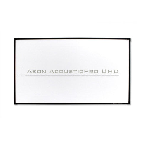 Elite Screens Aeon AcousticPro UHD - Edge Free Projector Screen