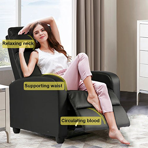 Image of Home Theater Reclining Chair
