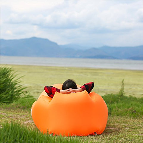 Inflatable Lounge Air Sofa Hammock