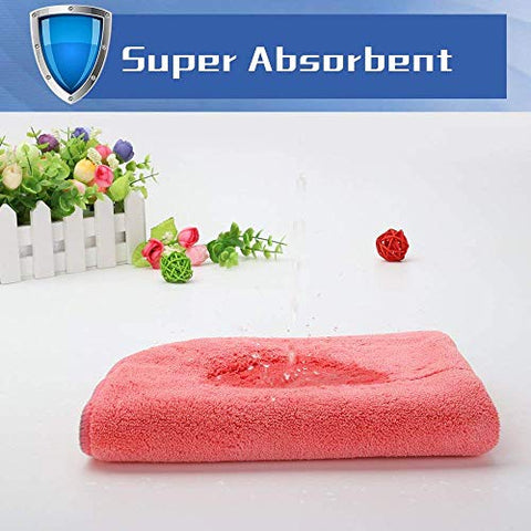 Image of Microfiber Cleaning Cloths Set of 5