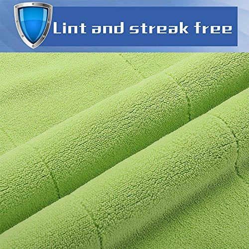 Microfiber Cleaning Cloths Set of 5