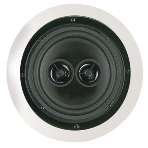 Image of Bic America 100-watt 6.5 Dual Voice-coil Stereo In-ceiling Speaker