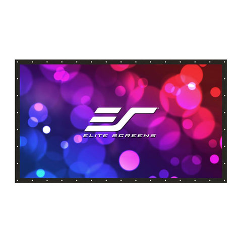 Image of Elite Screens DIY Pro WraithVeil™ Dual - Outdoor Projector Series