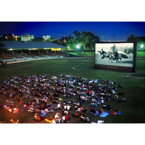 Open Air Cinema Screen Elite Series (40Ft.)