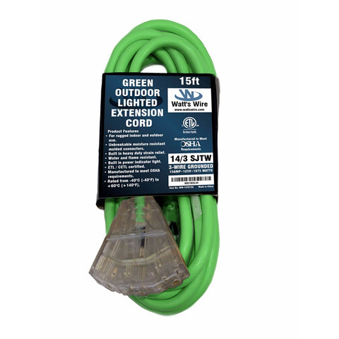 Image of Outdoor Extension Cord