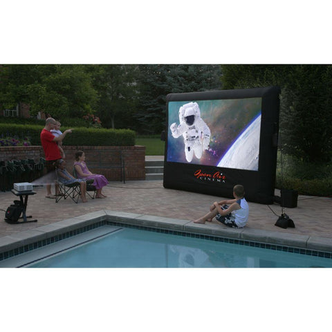 Image of Open Air Cinema Home Screen (9Ft.)