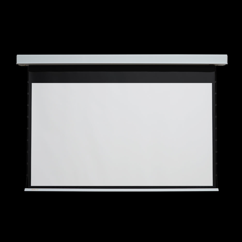 Elunevision Ref Studio AudioWeave 4K In-Ceiling Tab-Tensioned Screen